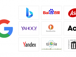List of Top Search Engines in the World