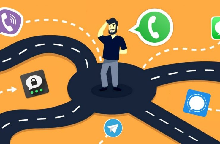 5 Best WhatsApp Alternative Apps You Can Use in 2021